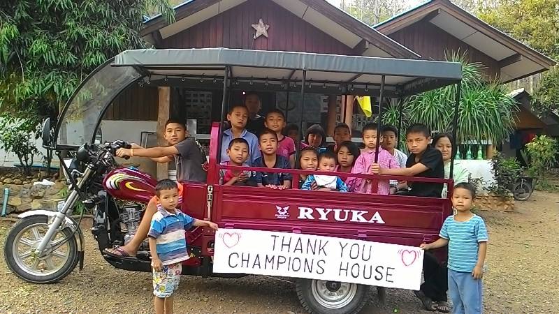 ryuka - bus school for children